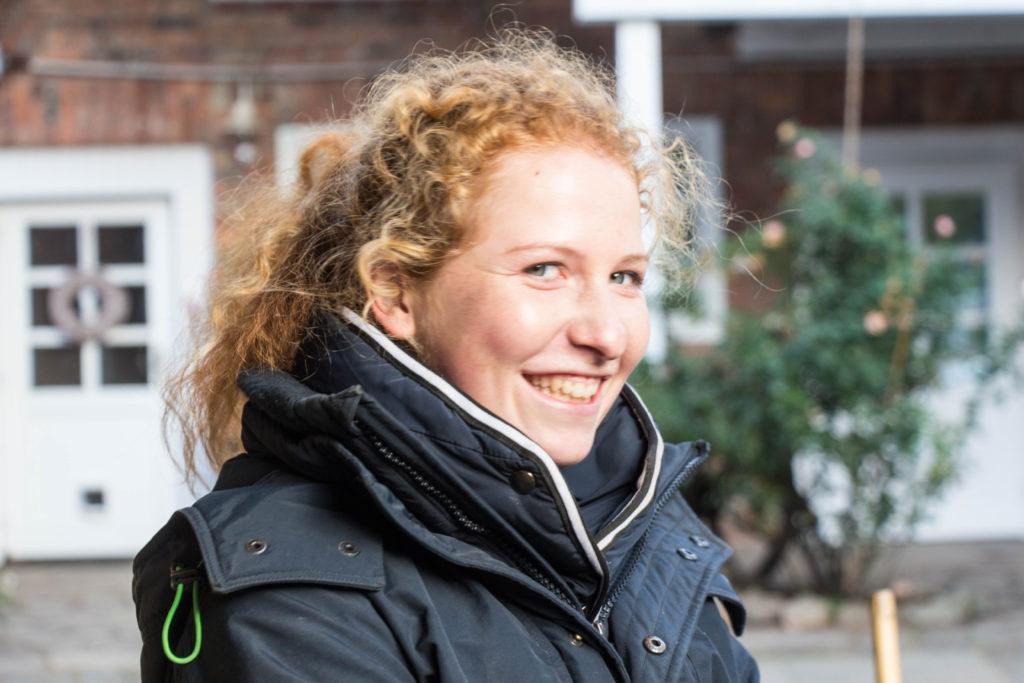 Sarah, Team Lister Ponyschule