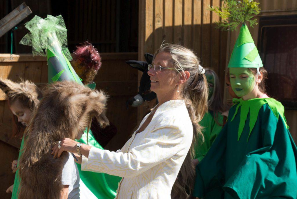 Angelika, Team Lister Ponyschule