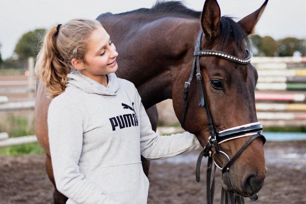 Greta, Team Lister Ponyschule