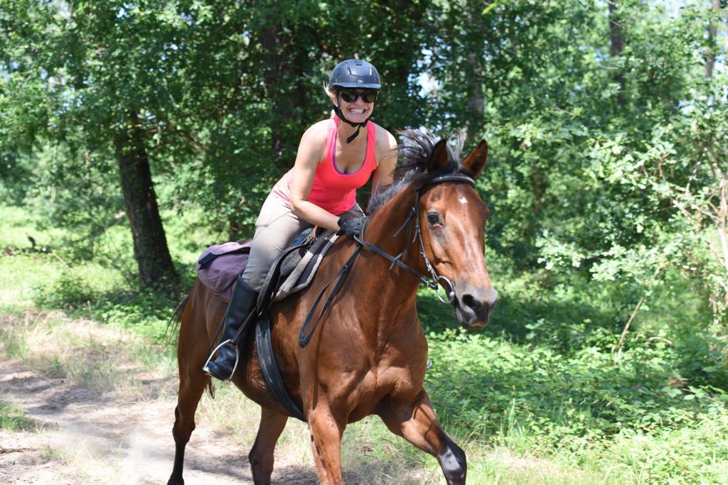 Kati, Team Lister Ponyschule