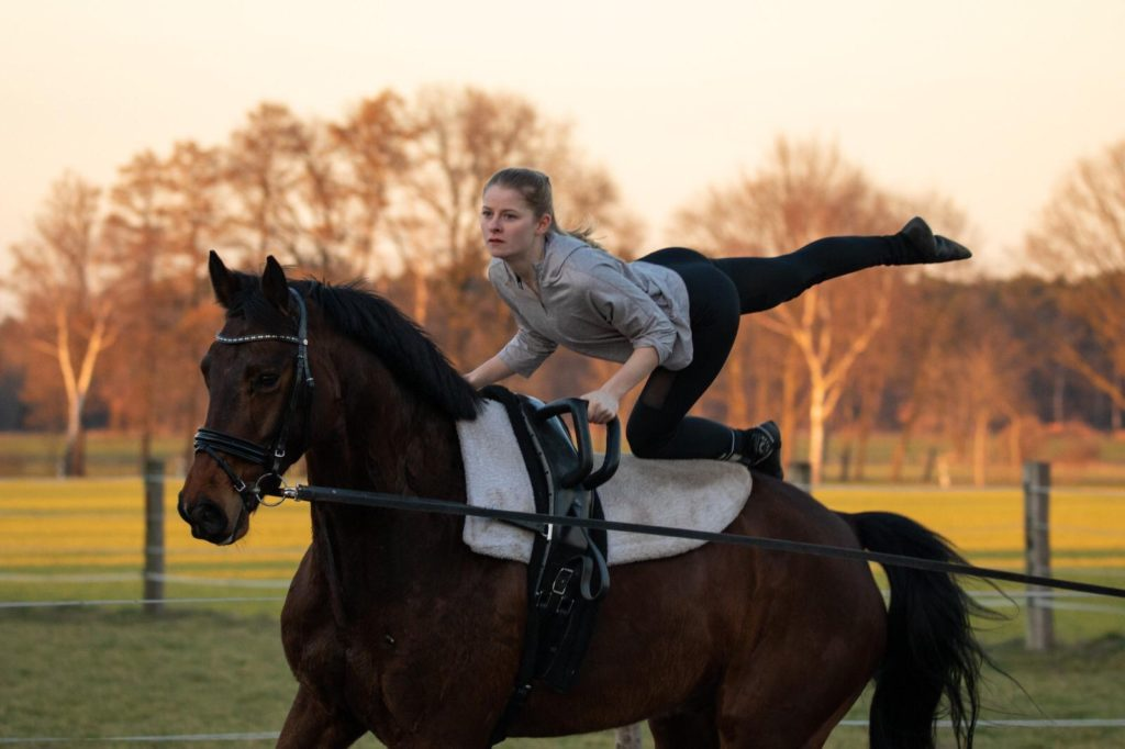 Vanessa, Team Lister Ponyschule