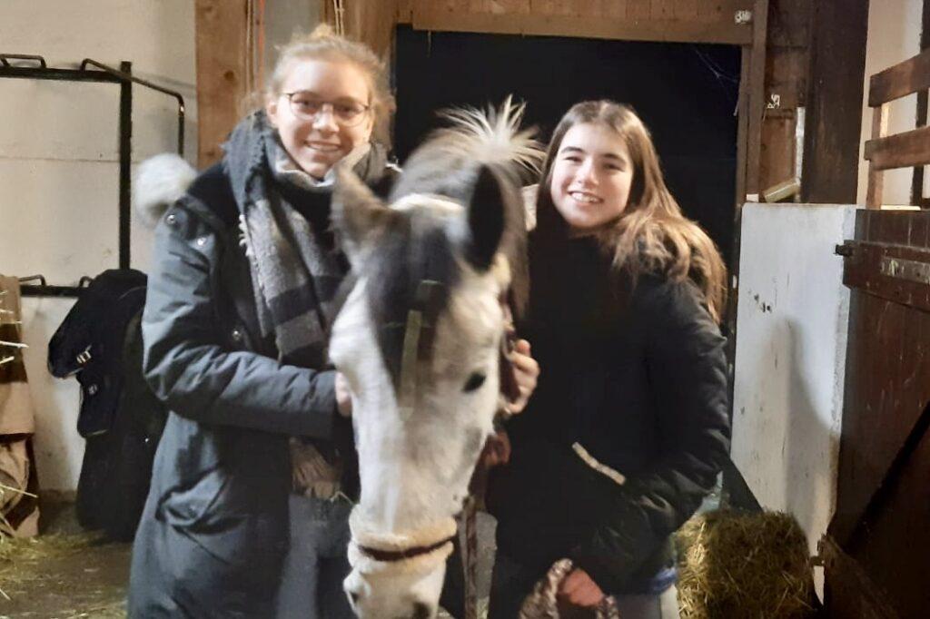 Stella und Klara, Team Lister Ponyschule