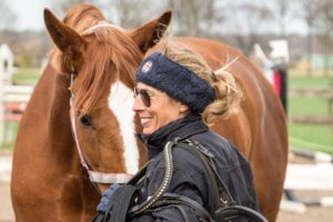 Team Lister Ponyschule, Gudrun