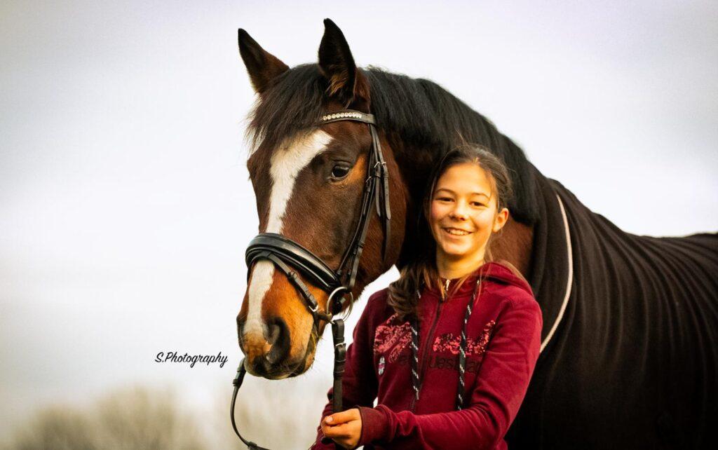 Sophie, Team Lister Ponyschule